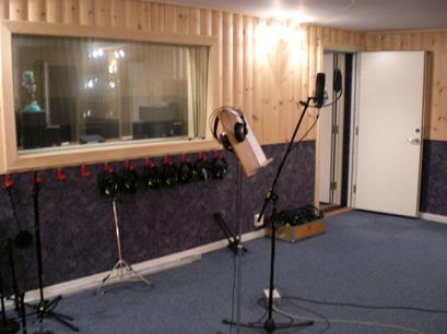Innspillingsrom
